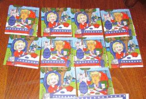 DemocraTEA 2016: ClinTEAN & TEArump Teas (Clinton vs Trump)