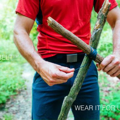 Wazoo Survival Gear Cache Belt