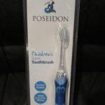 Poseidon Children's Sonic LED Toothbrush