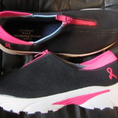 Pink Pride Crusade Sneakers