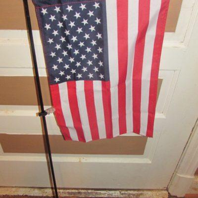 GreenWeR Weatherproof 2-sided American Flag