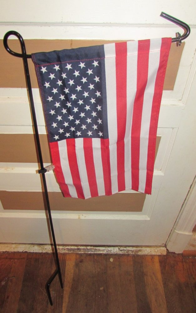 GreenWeR Weatherproof 2-sided American Flag