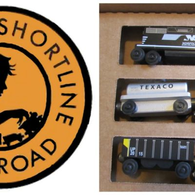 Whittle Shortline Railroad Review