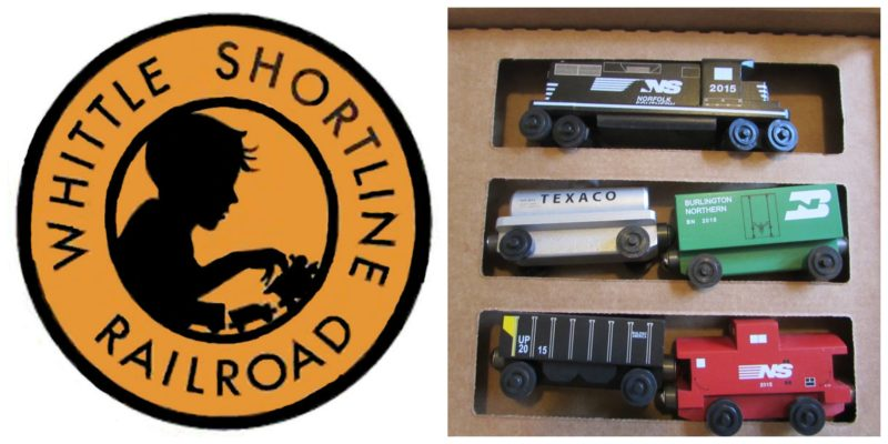 Whittle Shortline Railroad