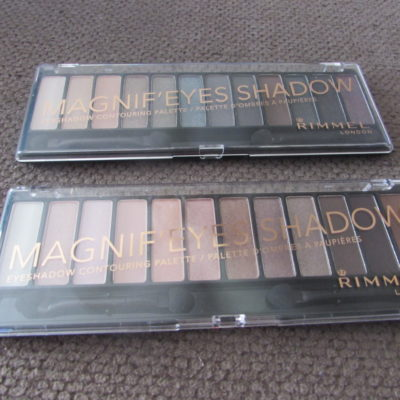 Rimmel London Magnif'Eyes Shadow Palette