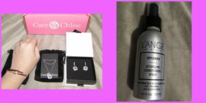 Cate & Chloe Unconditional Love VIP May Box