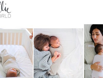 Ollie Swaddle Cozy Swaddling Solution