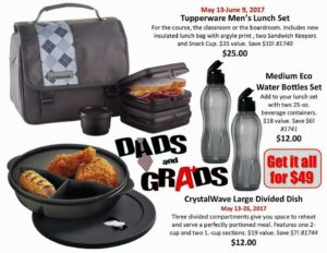 Tupperware- The New Father's Day Gifts!