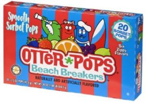 Otter Pops Beach Breakers