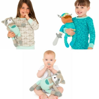 Finn + Emma Introduces BIG BUDDIES, Your Child's New Best Friend