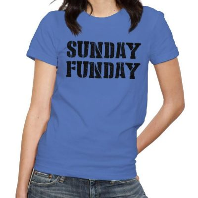 Five Finger Tees Sunday Funday T-Shirt