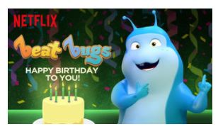You Say It's Your Birthday? Beat Bugs TM Have a DIY Plan for Your Child's Next Birthday!