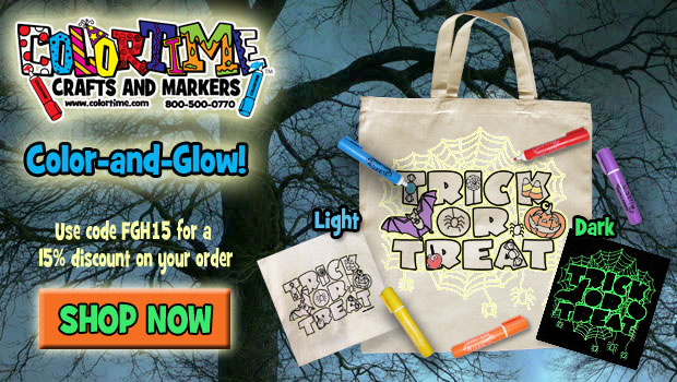 Colortime Crafts & Markers Special Offer