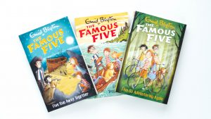 The Famous Five Books Become an App!