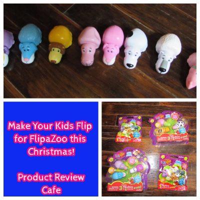 Make Your Kids Flip for FlipaZoo this Christmas