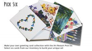 Bring Back Letter Writing with Art Restart