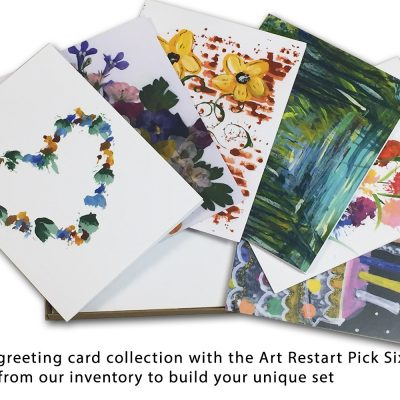 Bring Back Letter Writing with Art Restart