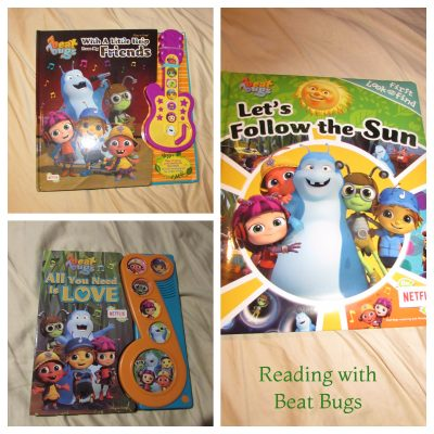Reading with Beat Bugs