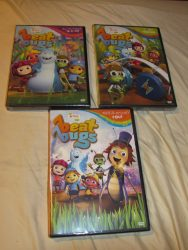 Beat Bugs on DVD