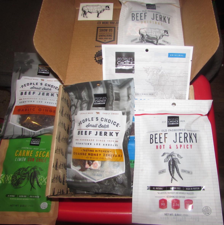 People's Choice Beef Jerky