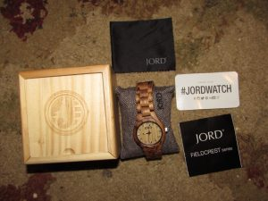 JORD Watches Review + Giveaway