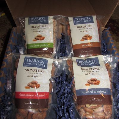 Pearson Farm Taste of Pecans Gift Box