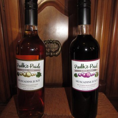 Paulk's Pride Muscadine Products