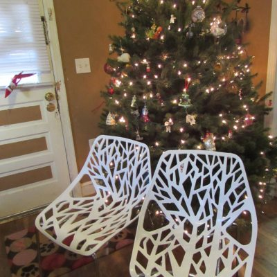 Best Choice Products Stenciled Dining Chairs