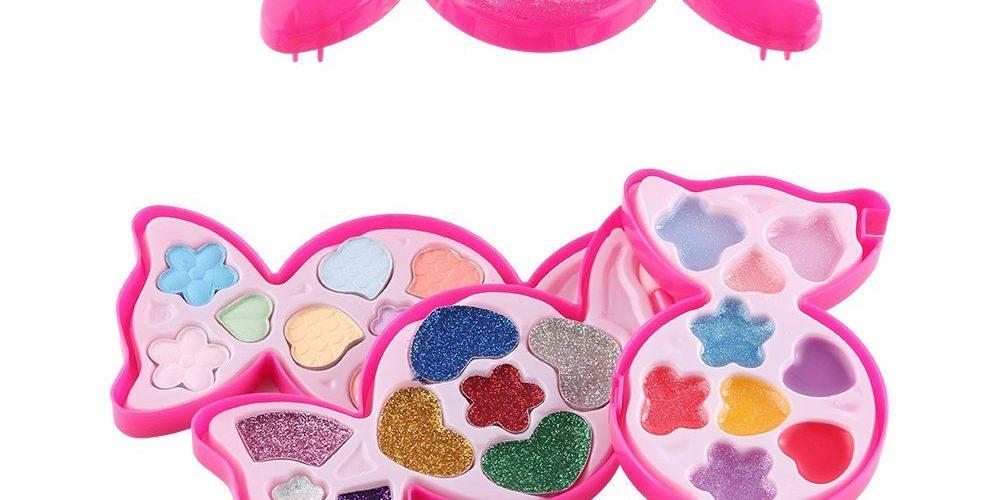 Win (3) Sweet Glitz Makeup Pretend Sets