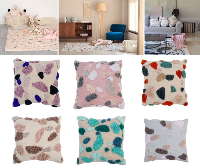 Lorena Canals Introduces Colorful New Collections for Your Fall Home Decor