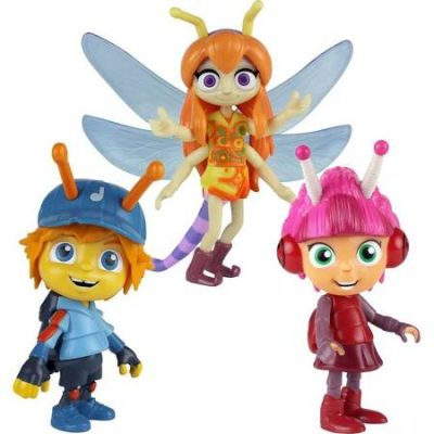 Why Beat Bugs Figures Were Under Our Tree