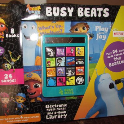 Beat Bugs Busy Beats