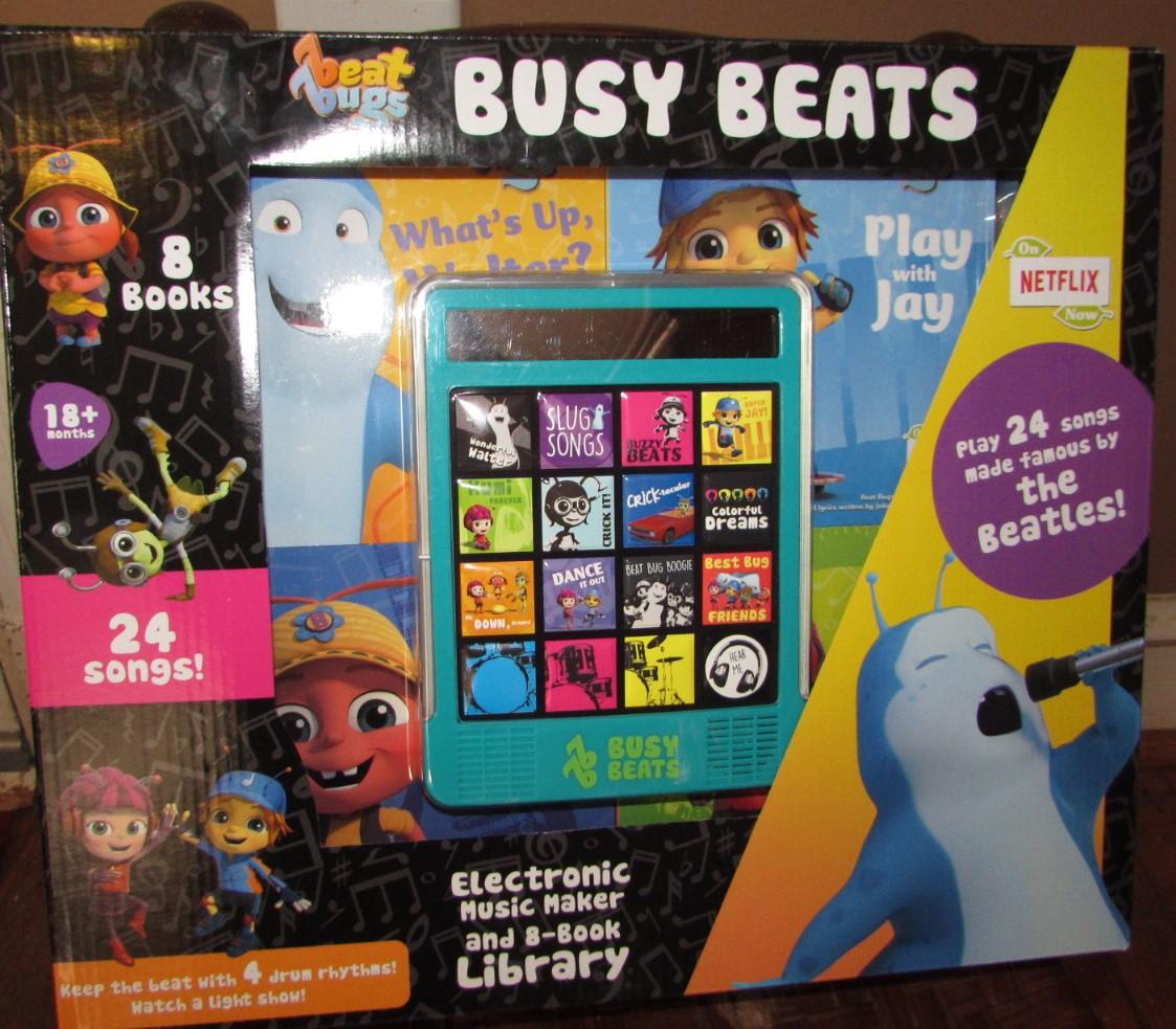 Beat Bugs Busy Beats