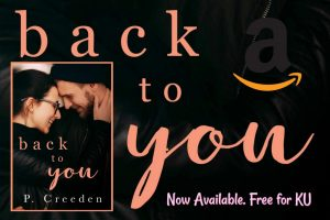 Back to You by Pauline Creeden