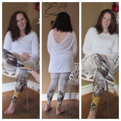 Modern Temple Leggings