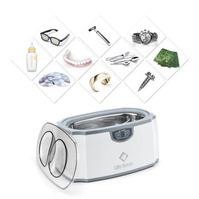 LifeBasis Ultrasonic Cleaners