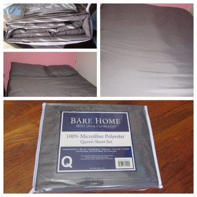 Bare Home Original Premium Ultra Soft Sheet Set
