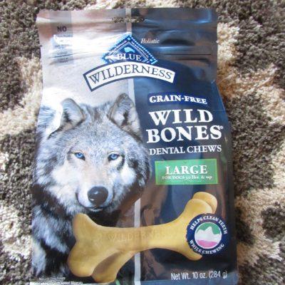 Blue Buffalo Wilderness Wild Bones