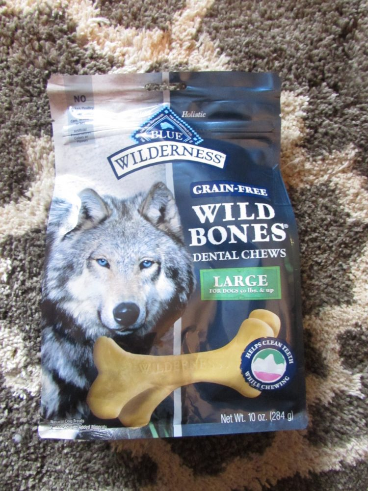 Blue Buffalo Wilderness Wild Bones