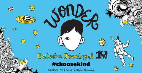 Wonder Jewelry for Valentine's Day #ChooseKind