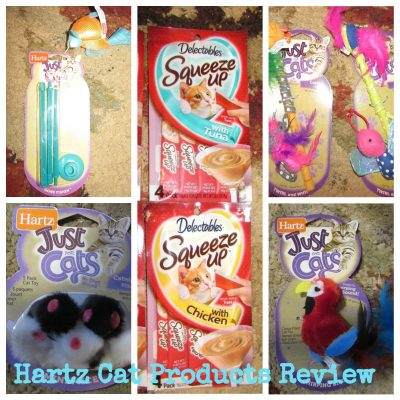 Hartz Cat Products Review