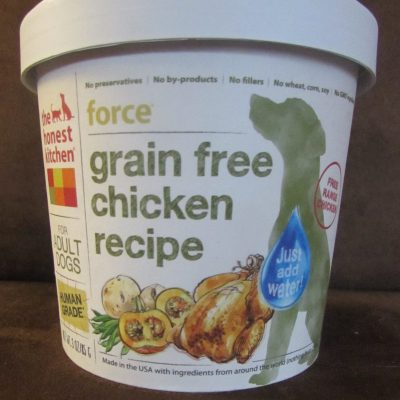 The Honest Kitchen Grain-Free Chicken Recipe Dehydrated Dog Food