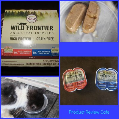 Nutro Wild Frontier Cat Food Trays