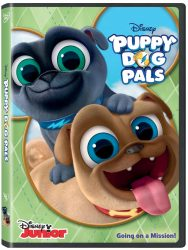 Puppy Dog Pals on DVD April 10th!