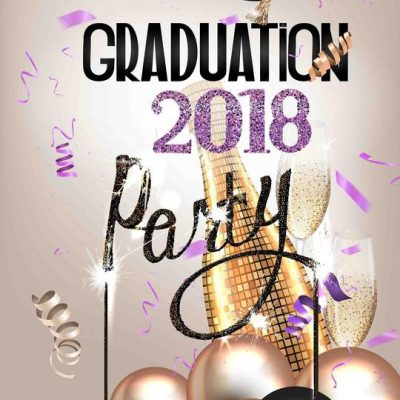 Celebrate Graduation with Shop Backdrop