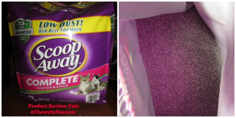 Scoop Away Complete Performance Scented Scoopable Cat Litter