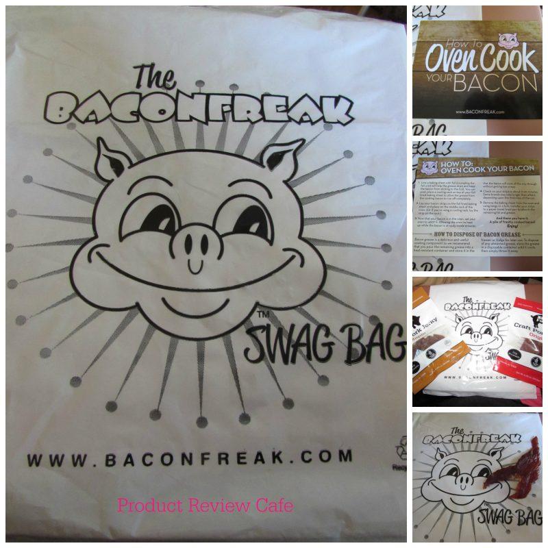 The Bacon Freak