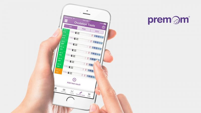 Premom Ovulation Predictor App