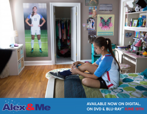 Alex & Me Movie Review & Giveaway