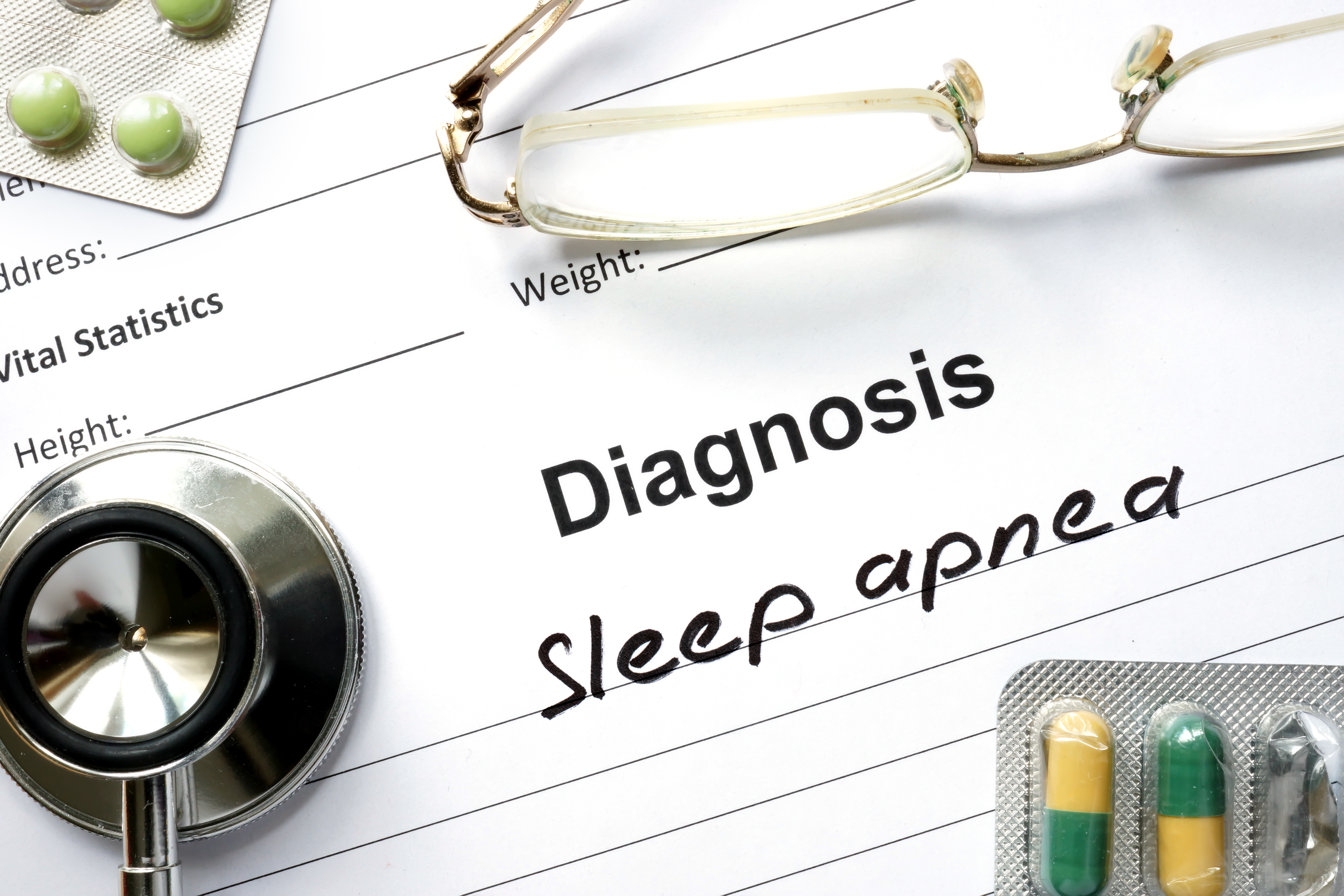 Sleep Apnea; Not as Uncommon as You Suspect